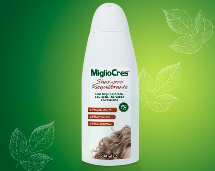 MiglioCres Shampoo Riequilibrante
